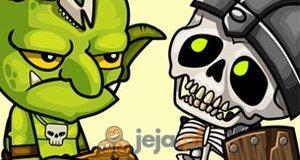 Gobliny vs szkielety