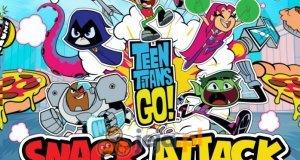 Młodzi Tytani: Bitwa na żarcie