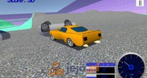 Symulator kierowcy kaskadera