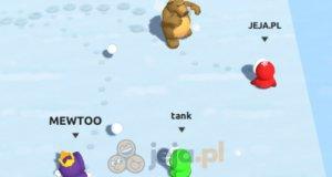 Bitwa na śnieżki multiplayer