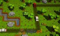 Voxel Tanks 3D