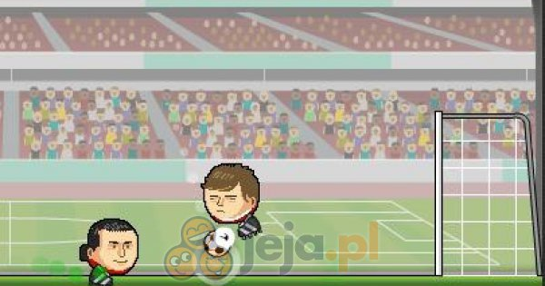 piłka nożna głowami multiplayer