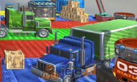 Kaskaderskie ciężarówki