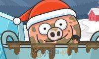 Świnka w błocie 3
