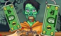 Milioner bez ręki: Karma dla zombie