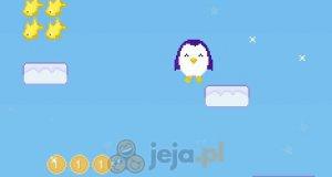 Pingwiny latają