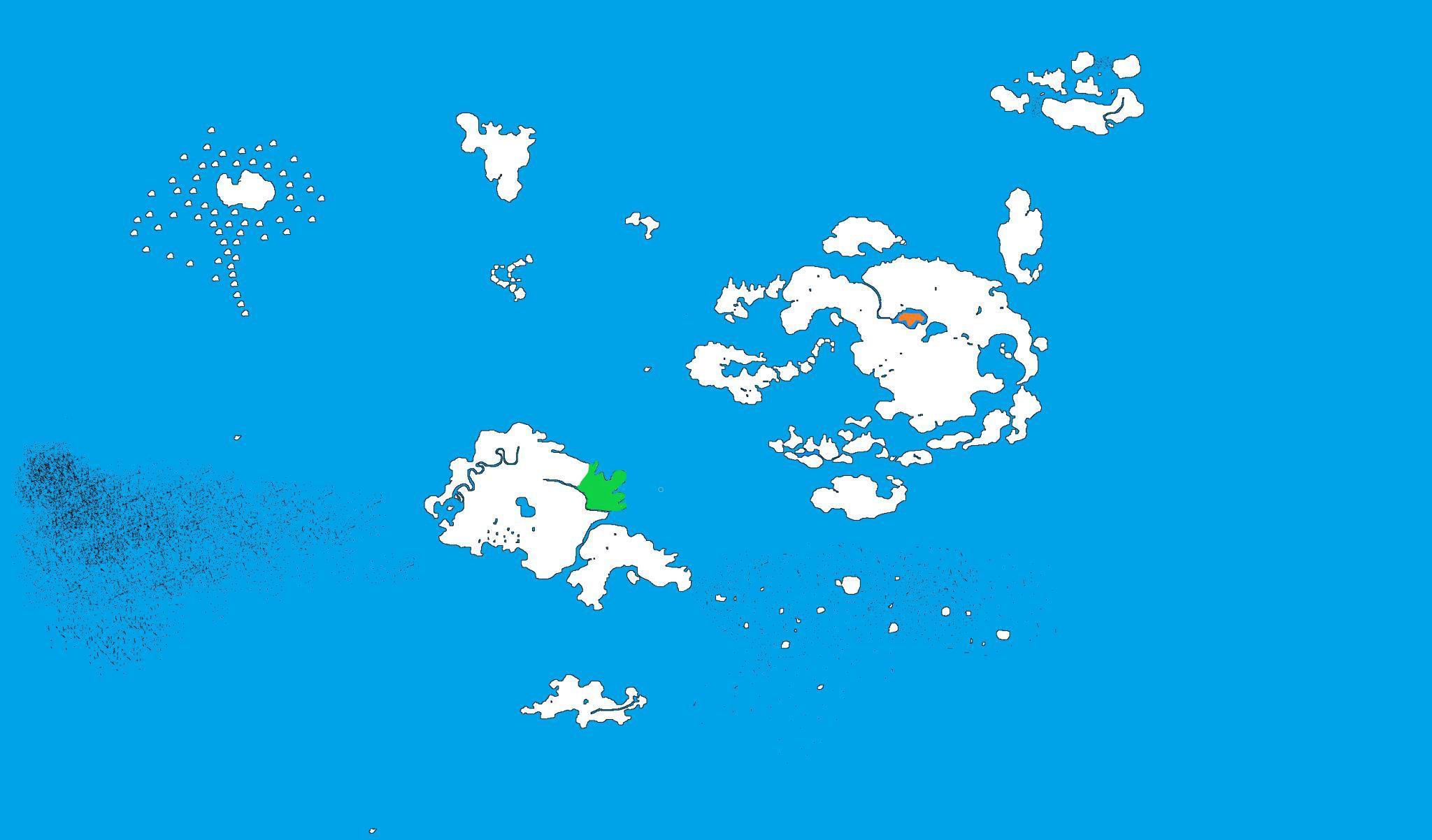 Zdjęcie użytkownika Deuslovult w temacie Mapa i wybór miejsca dla państwa