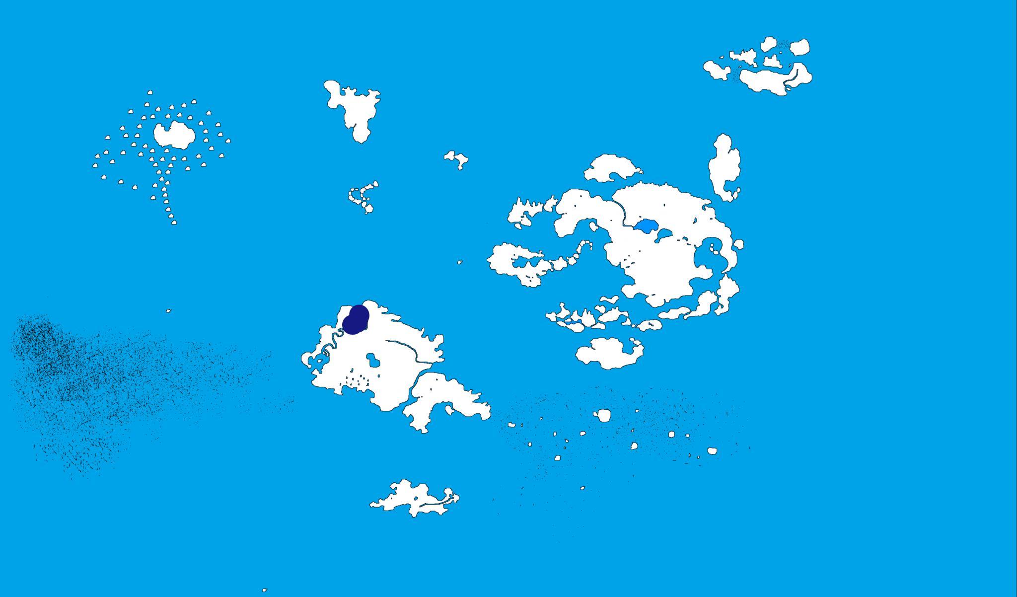 Zdjęcie użytkownika Lutherek w temacie Mapa i wybór miejsca dla państwa