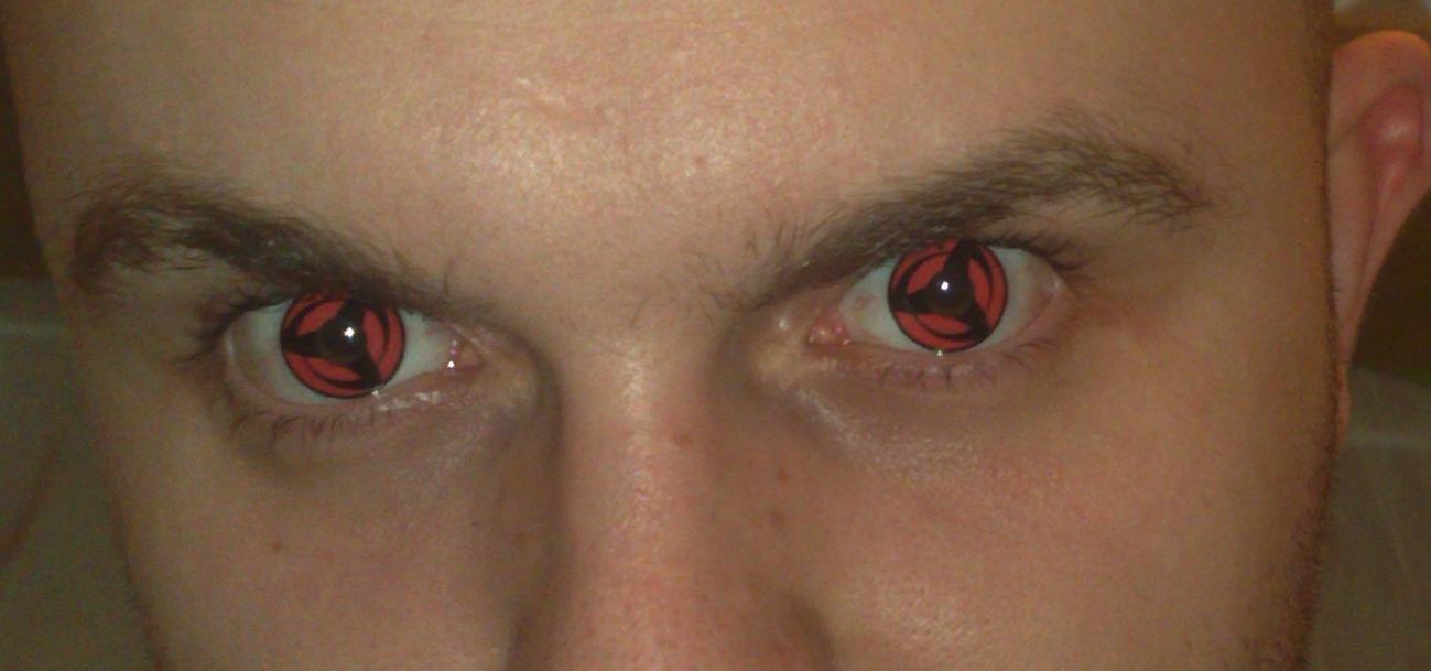 Zdjęcie użytkownika Eiren w temacie [Zabawa] Zgadnij jaki kolor oczu ma osoba niżej.