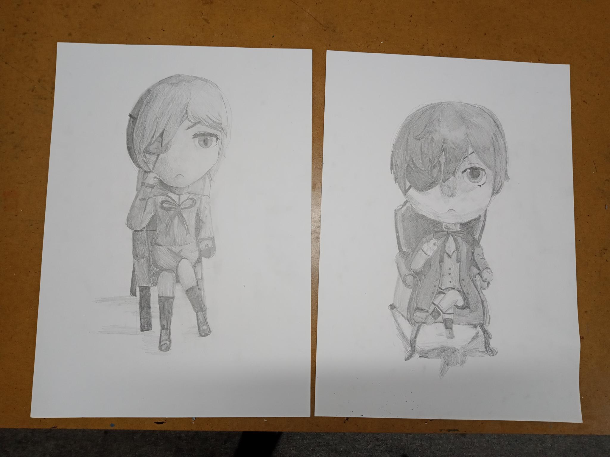Zdjęcie użytkownika Akaajhf w temacie Klub rysowania