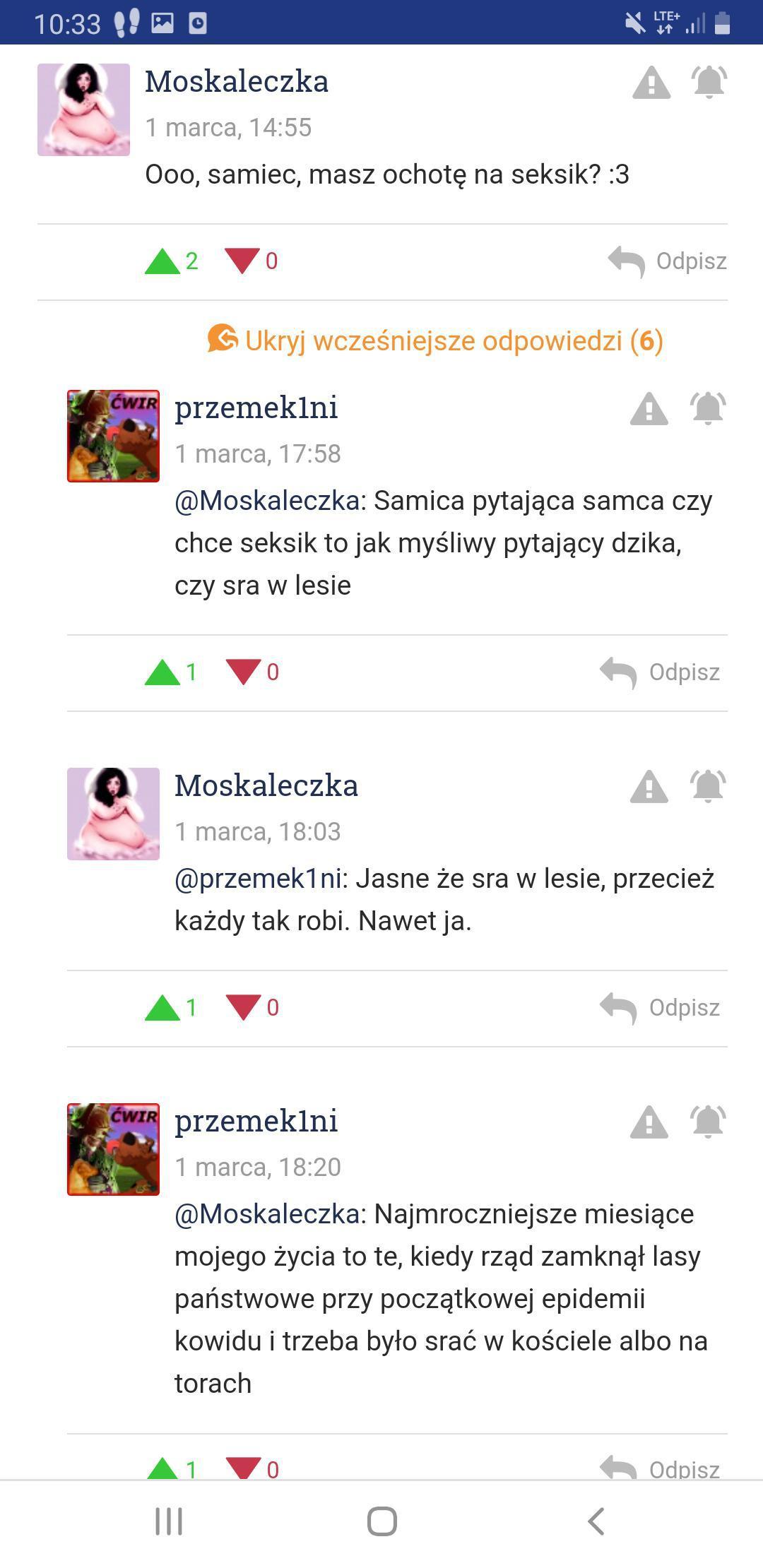 Zdjęcie użytkownika Lubie_AoT w temacie Cela Moskaleczki
