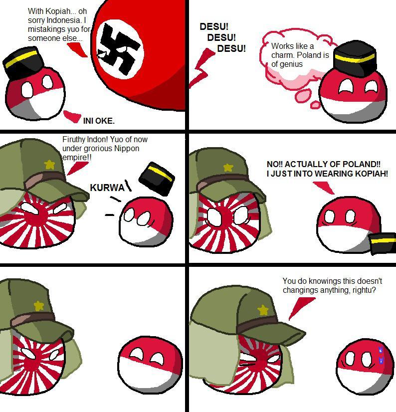 Zdjęcie użytkownika Borkacz w temacie Memy i komiksy o Countryballach