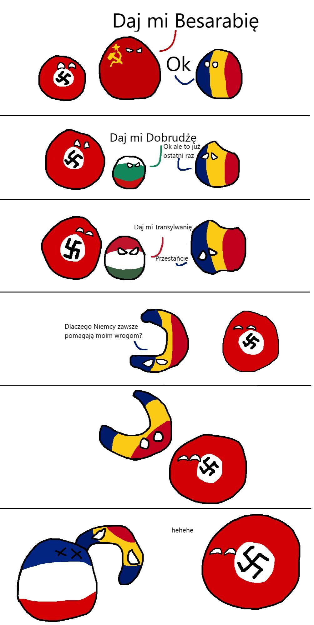 Zdjęcie użytkownika Ksiondz w temacie Memy i komiksy o Countryballach