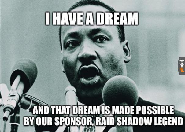 Mam marzenie...