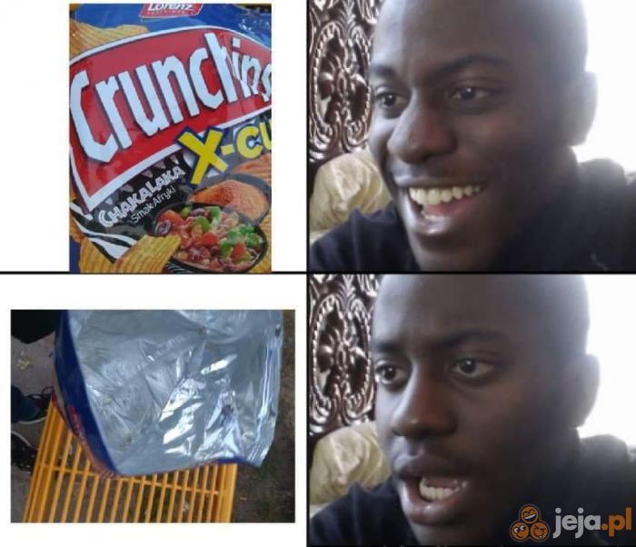 Gdy nie ma co jeść...
