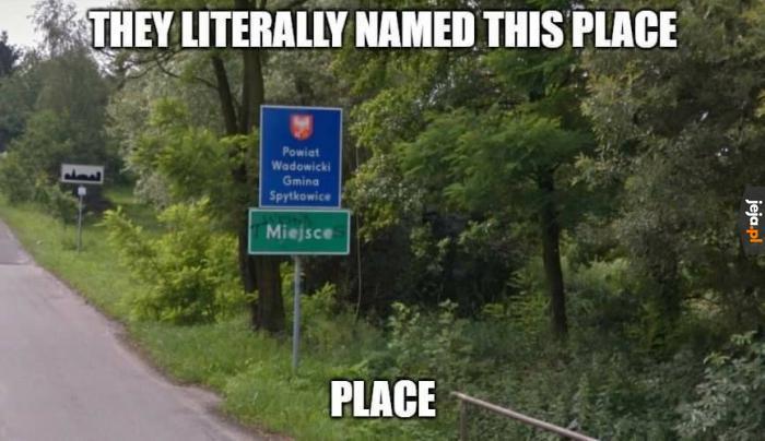 Ciekawa nazwa