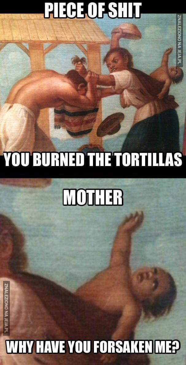 Matko, ogarnij się!