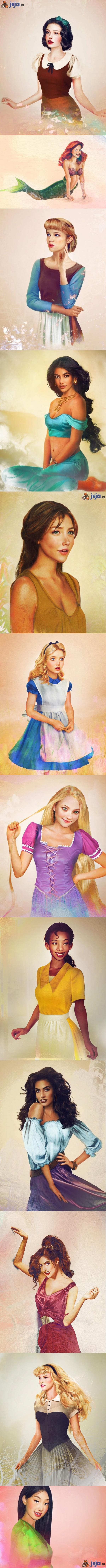 Bohaterki Disney'a - Jirka Väätäinen