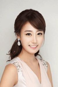 Wszystkie kandydatki do tytułu miss Korei Płd. w jednym gifie