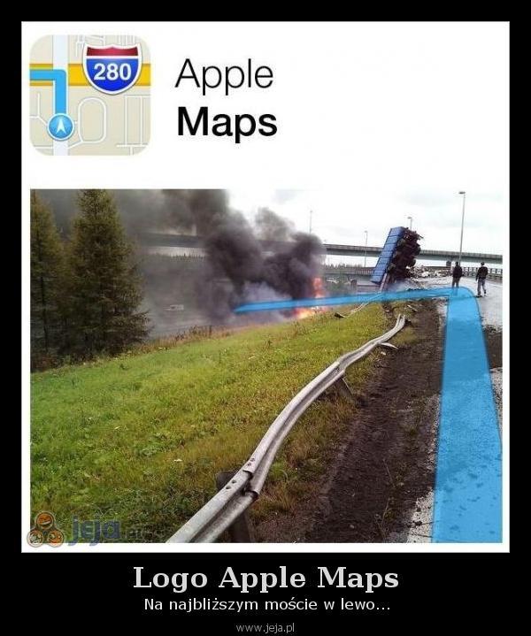 Logo Apple Maps