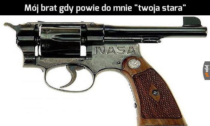 To broń obosieczna