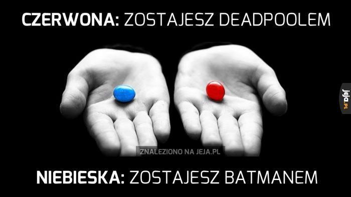 Którą wybierzesz?