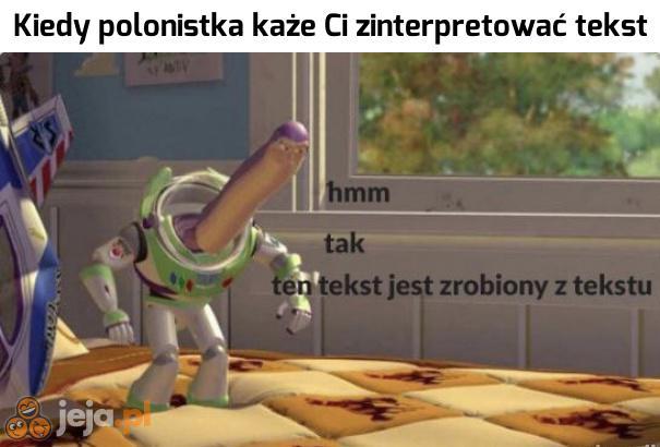 I tak na każdym polskim