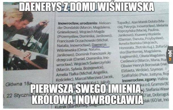 Daenerys Wiśniewska