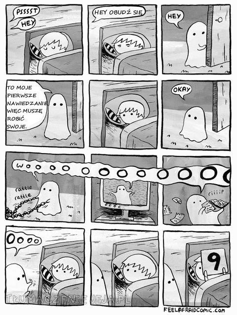 Początkujący duch