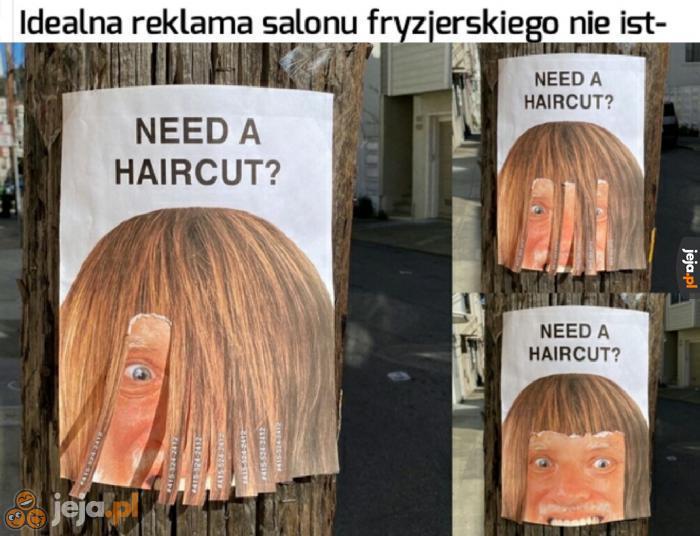 Piękna fryzura to podstawa