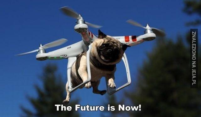 Przyszłość!