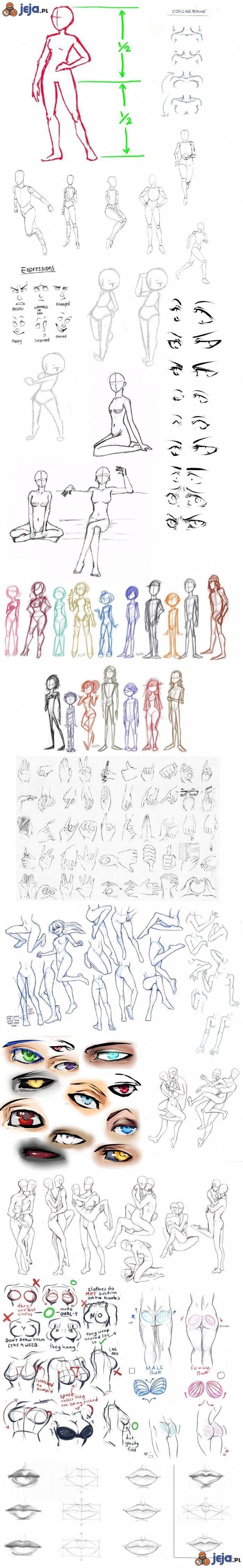 Przydatne porady przy rysowaniu