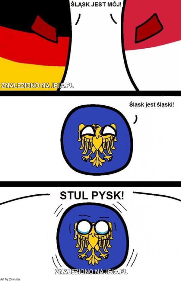 Odwieczny spór o Śląsk