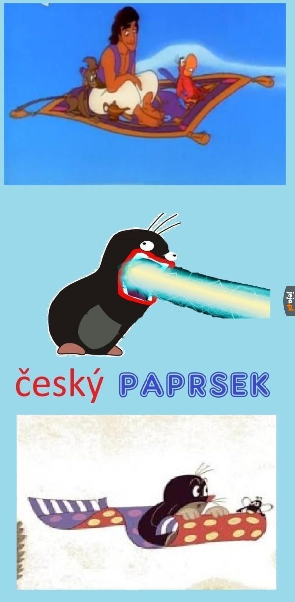 Czeski promień znów uderza!