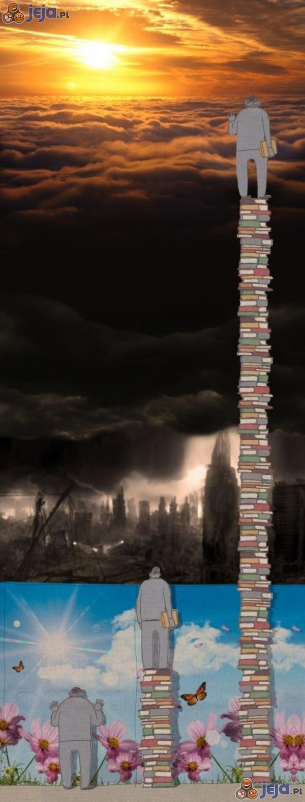 Czytajmy więcej książek!