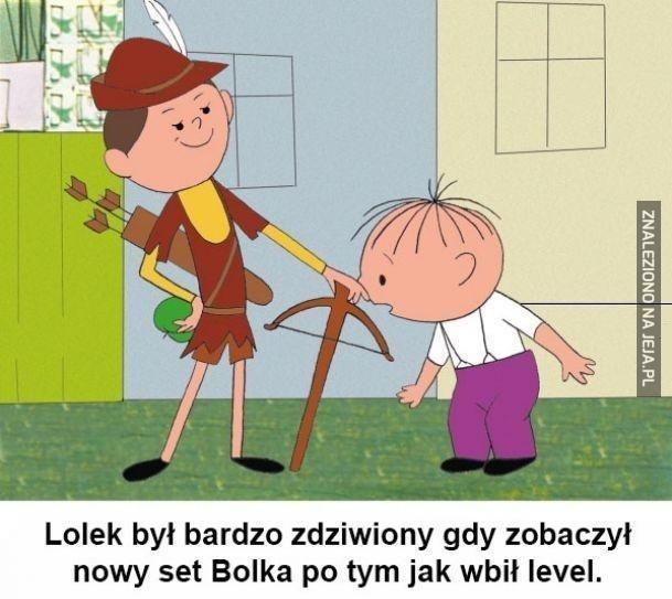 Lolek noskill