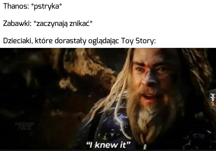 Wiedziałem!