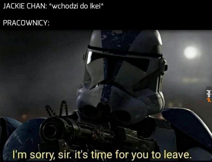 Uciekaj stąd!