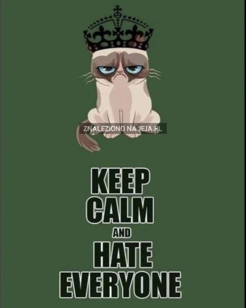Nienawidź wszystkich