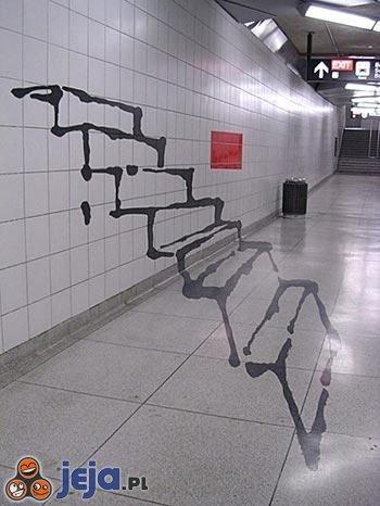 Iluzja schodów