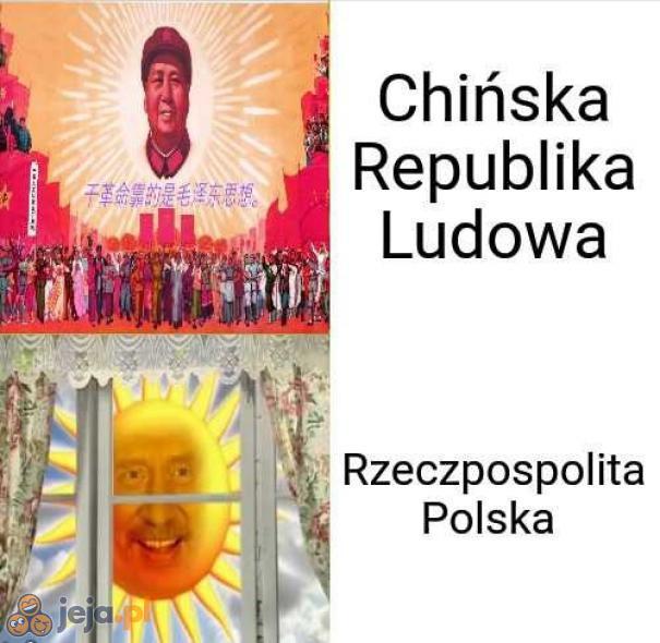 Różnice między Wschodem Europy a Wschodem Azji