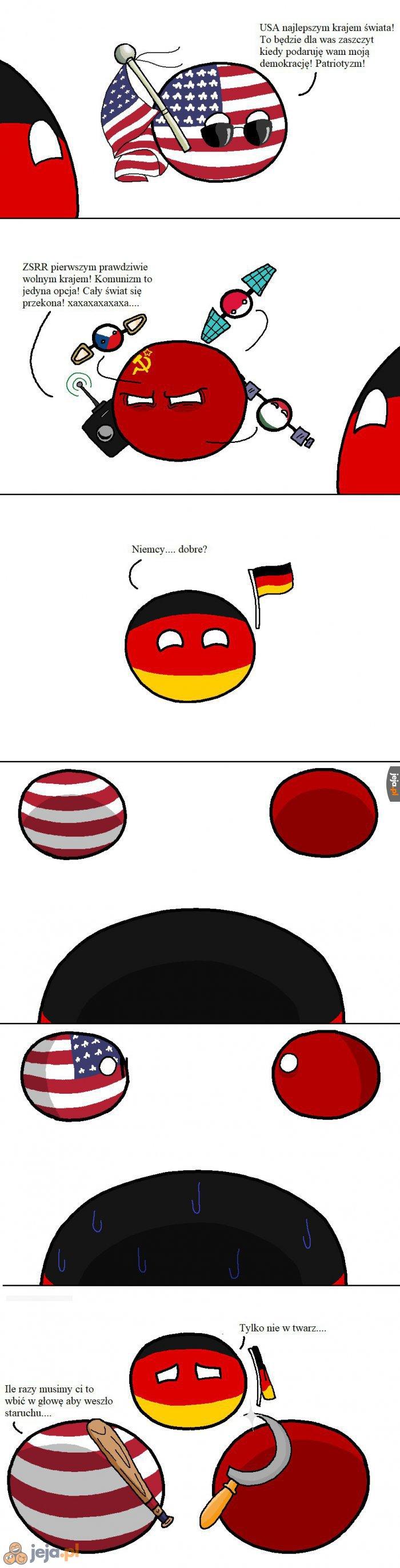 Z niemieckim patriotyzmem lepiej uważać
