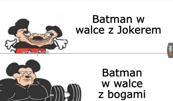 Joker musi być niezłym kozakiem