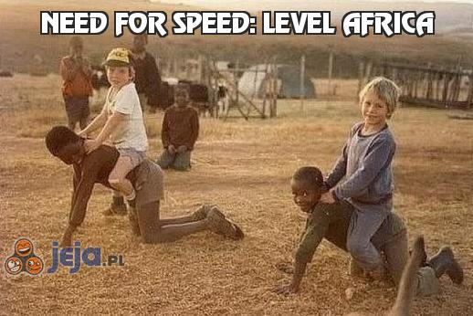 Need for Speed: Level Africa