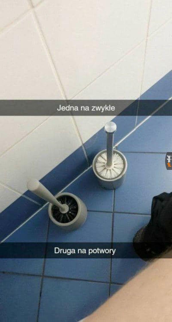 Wiedźmin toaletowy
