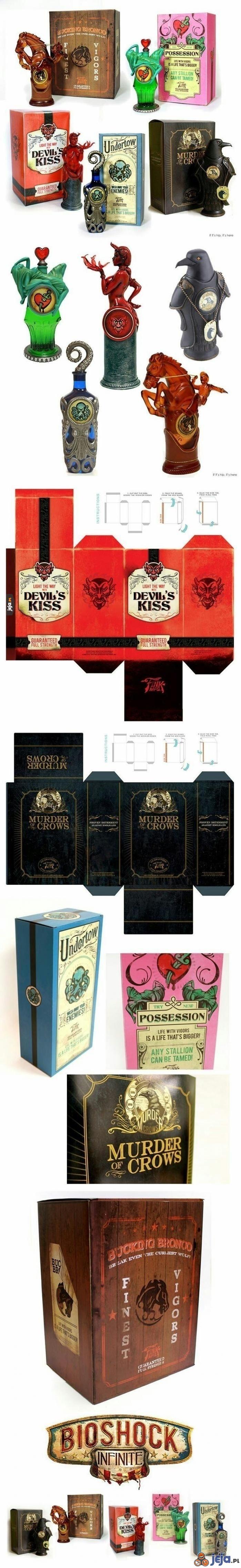 Idealny prezent dla fanów Bioshocka