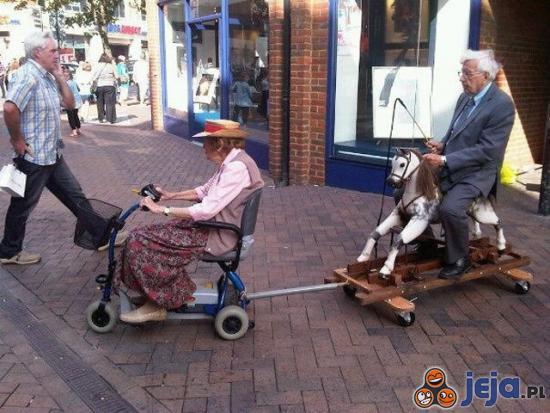 Pomysłowi staruszkowie