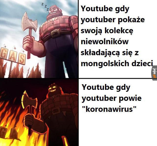Logika YouTube
