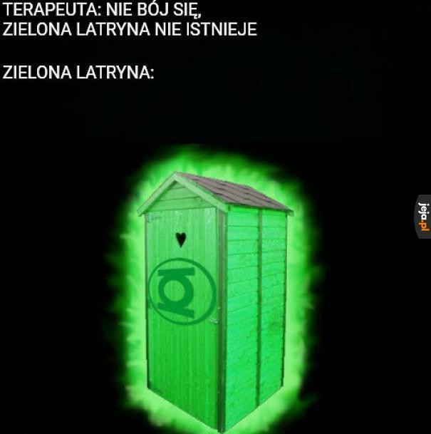 Zielona Latryna