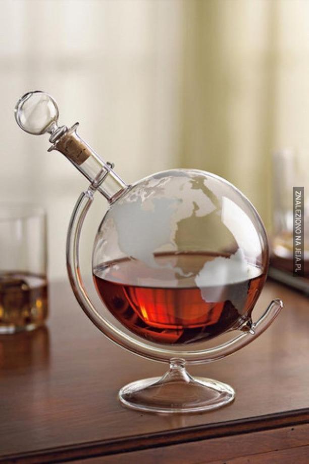 Genialny prezent dla geografa